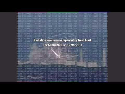 Composition FUKUSHIMA 2011 The Guardian: Tue, 15 Mar 2011