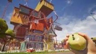 segunda parte de el mejor juego de hello neighbor en minecraft
