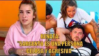 Vaya Vaya 🤔: Renata explica por qué tronó con Sargento Rap
