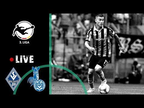LIVE 🔴 Waldhof Mannheim vs. MSV Duisburg   3rd Division 2019/20   Matchday 6