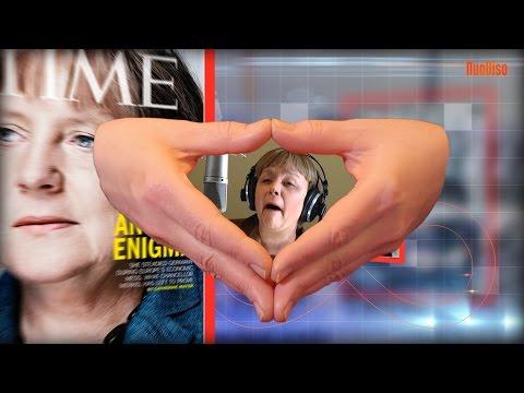 ENTHÜLLT! Merkels Wahlkampfsong geleakt: