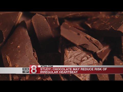 Study: Chocolate may reduce risk of irregular heartbeat