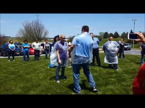 Omaha Pie-In-The-Face Contest