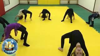 Занятия в спортивной секции