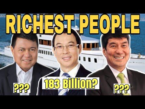 10 Pinaka Mayaman sa Pilipinas 2020 | Top 10 Richest People in the Philippines