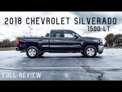 2018 Chevy Silverado 1500 LT | Full Review & Test Drive