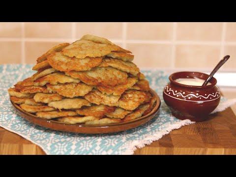 ДРАНИКИ | Самый правильный рецепт | Potato Pancake