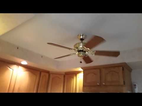 42 Quot Casablanca Lady Delta Ceiling Fan Youtube