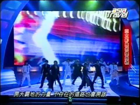 東方神起 51st Asia Pacific Film Festival - O-J.B.H (2006.11.24)