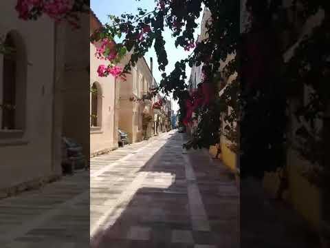 Othonos Street,  Old Town Of Nafplio 💙