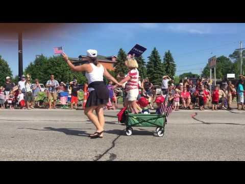 Trump 4th of July Parade