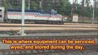 Washington, DC to Chicago, IL on Amtrak