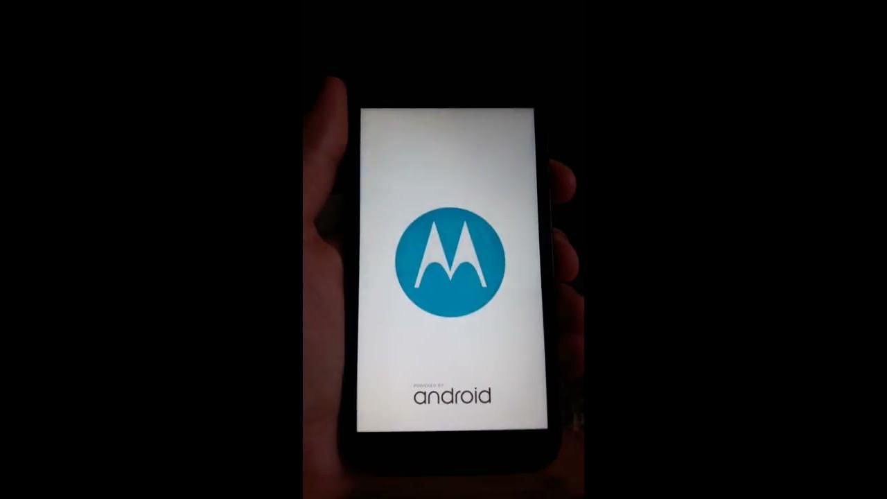 Moto G6 / G7 Reset - Android No Command Quick Fix