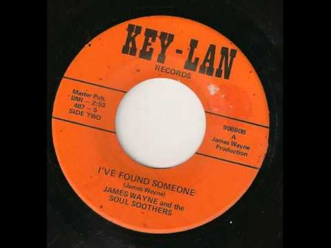 James Wayne & Soul Soothers - I've Found Someone