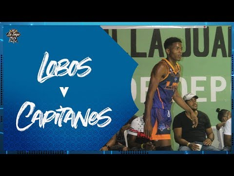 CAPITANES Vs LOS LOBOS | 29.11.19 | SERIE REGULAR | #SOGABALONCESTO