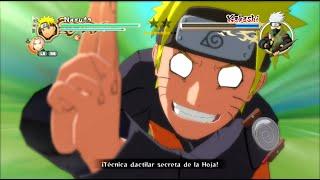 Naruto Shippuden Ultimate Ninja Storm 2 / El ejercicio de los cascabeles