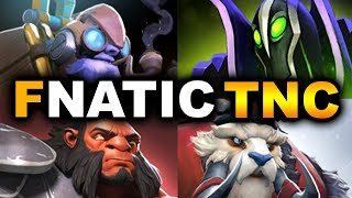 TNC vs FNATIC - SEA FINAL - ESL ONE KATOWICE MAJOR DOTA 2