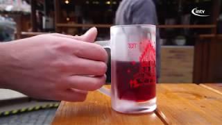 Abendvisite - Alkoholsucht