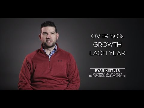 Schuylkill Valley Sports E-Commerce Success Story