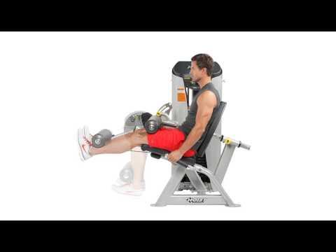 HOIST Fitness HD Dual Selectorized Equipment