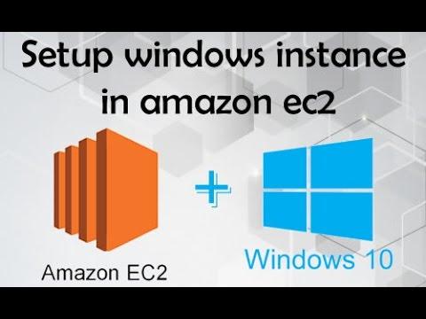 how to create amazon ec2 instance
