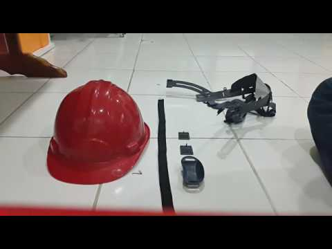 Cara Pasang Inner Pada Helm Proyek
