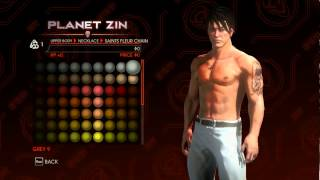 Saints Row IV : Character Creation