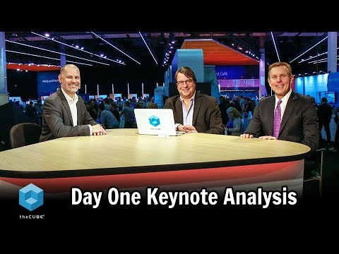 AWS re:Invent 2018 | Day One Keynote Analysis