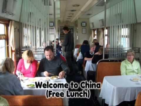 Trans-Siberian Railway: Russia, Mongolia, China + Thailand
