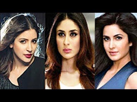 5 Artis Bollywood India Tercantik, Terseksi dan Terpanas