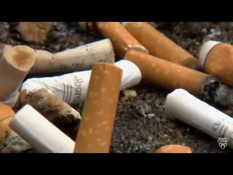 Mayo Clinic Minute: New Smoking cessation study