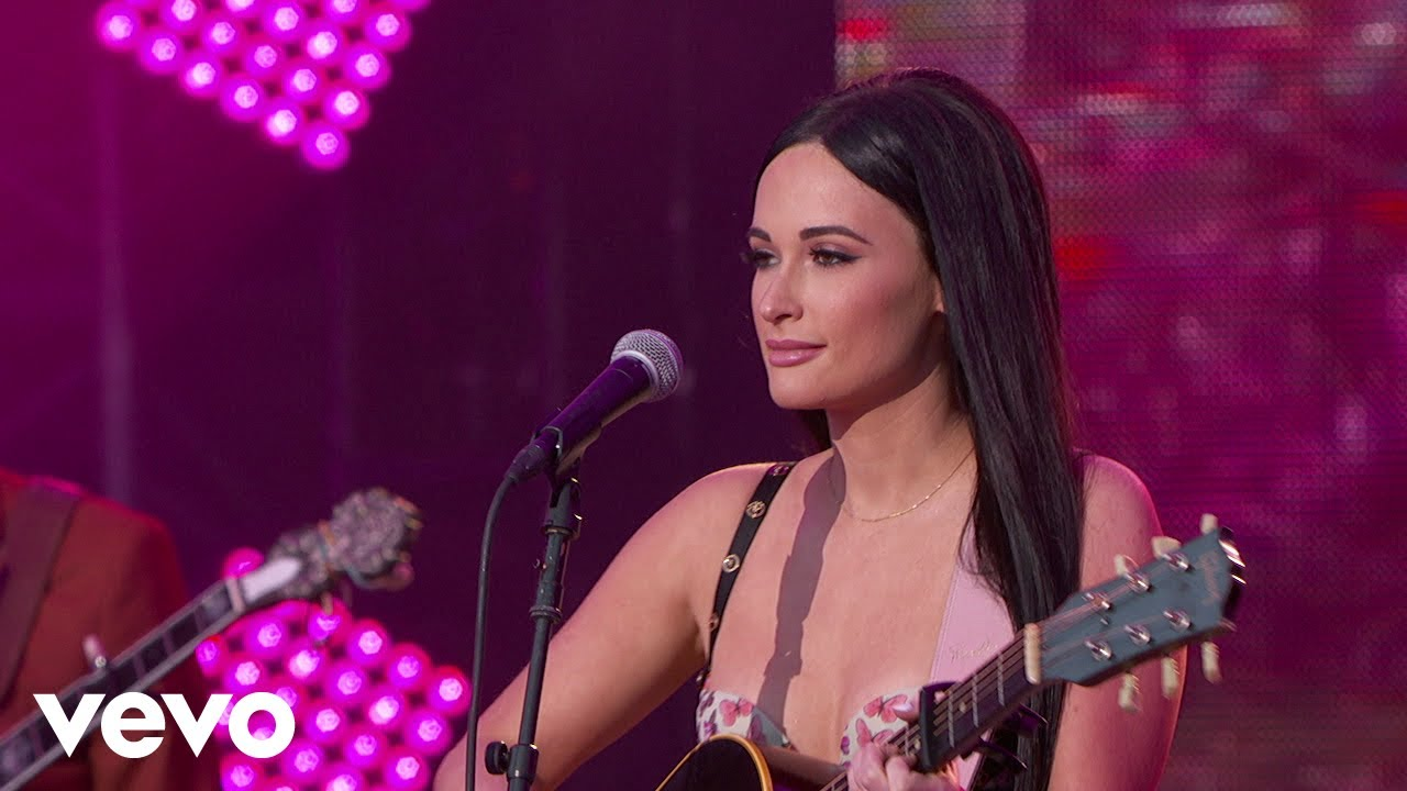 Kacey Musgraves: Love Is A Wild Thing (Live From Jimmy