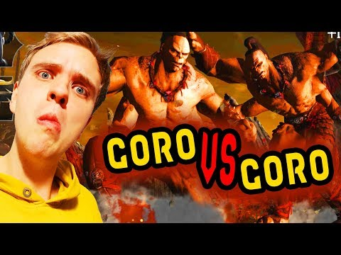 MKX Mobile. HARD Tigrar Fury Goro Challenge Review. Let's Change Things Up!