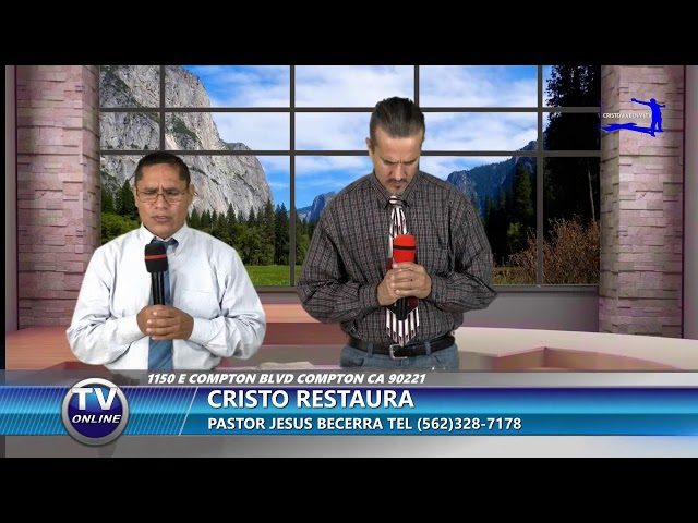 CRISTO RESTAURA