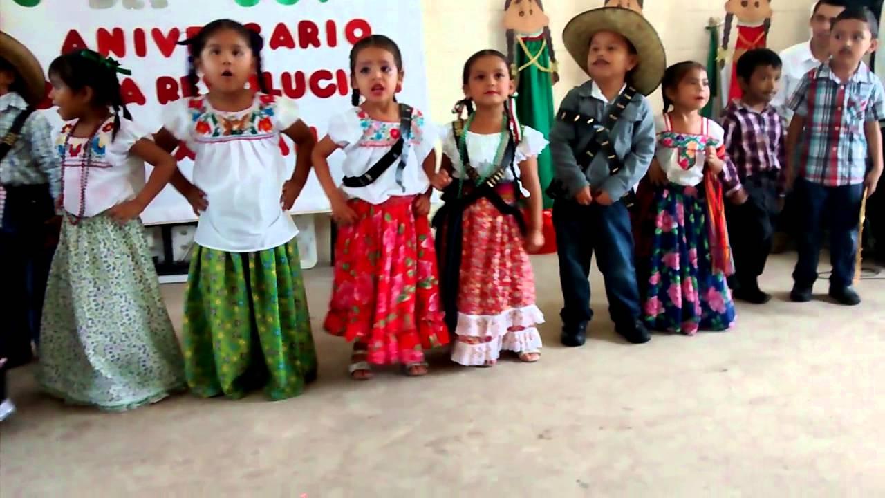 20 De Noviembre Adelita Y Marieta Youtube
