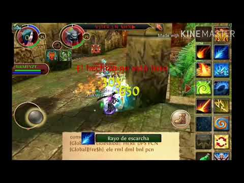 Players Vs Gameloft / Order And Chaos Online