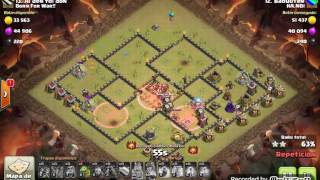Th10 vs Th10: Shattered LaLoon (Boaquyen - HA.NOI - Clash Of Clans)