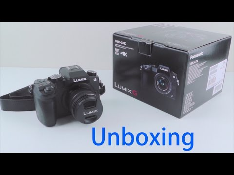 Panasonic Lumix DMC-G7 Review Videos