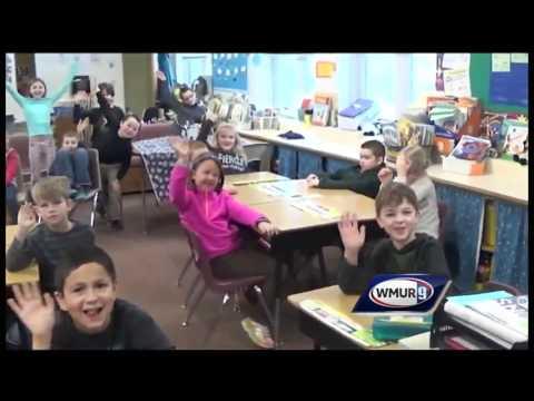 School visit: Pittsfield Elementary School