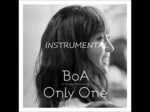 Boa-Only One(Instrumental w/ backup vocals)