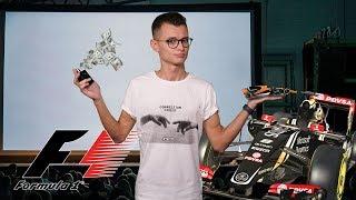 Mașina de F1 și parfumurile - prețurile de producție - Cavaleria.ro