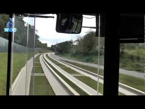 Route A. Cambridge Guided Busway.