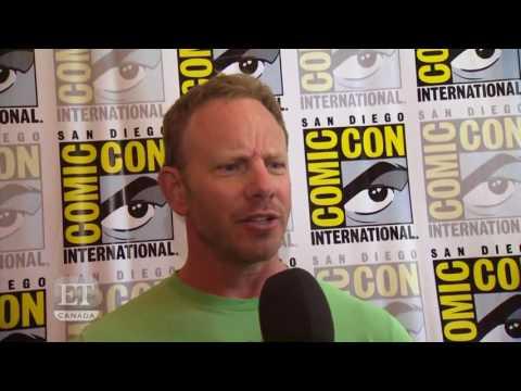 Ian Ziering Talks Sharknado At ComicCon 2017