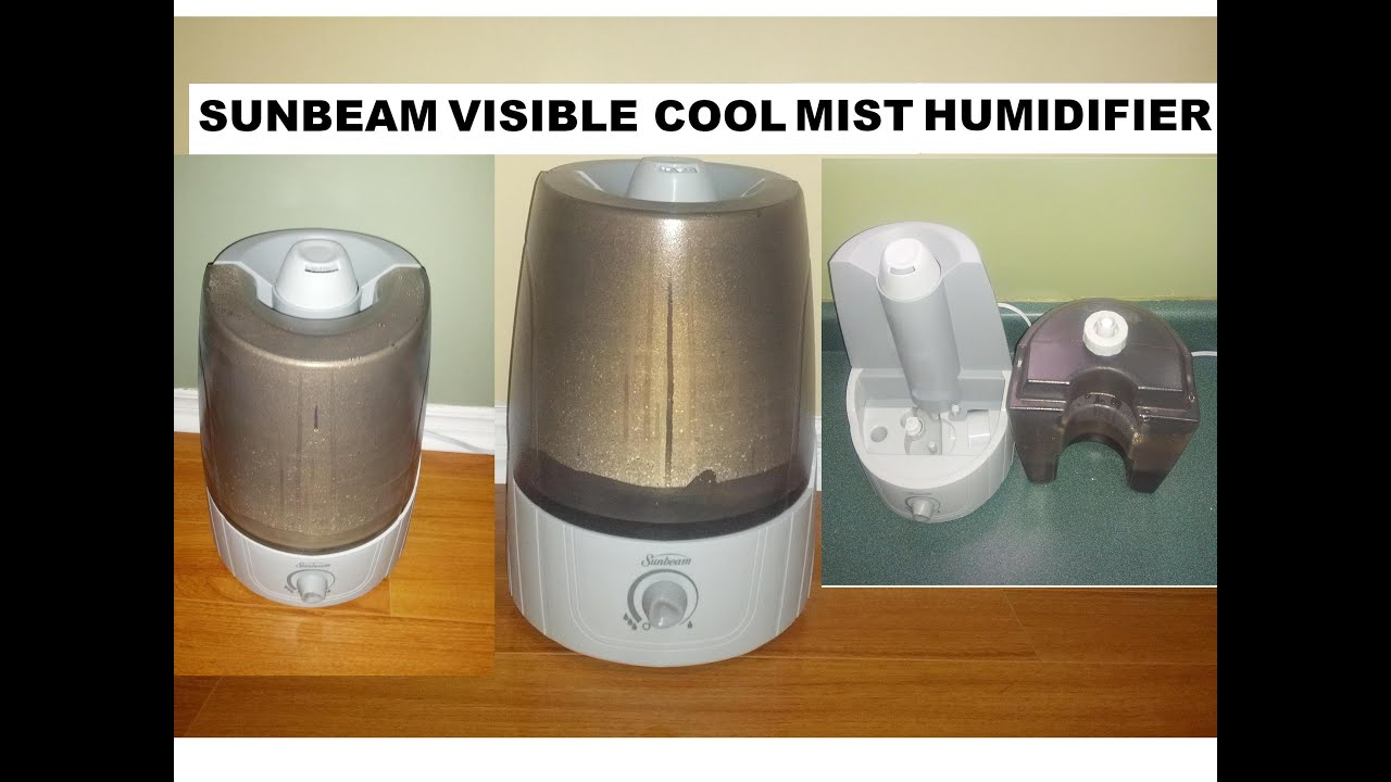 bionaire cool mist tower humidifier manual