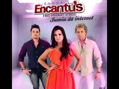 01 Banda Encantus - Da Um Oi