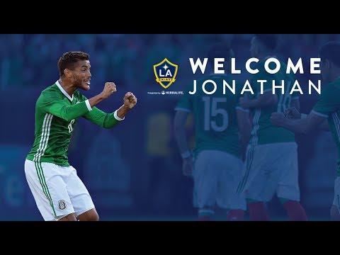LIVE PRESS CONFERENCE: LA Galaxy introduce Designated Player Jonathan Dos Santos
