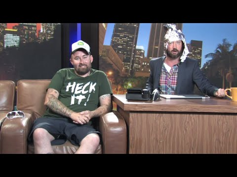TDW 1122 - I Was A Guest on Tom Green Webovision !