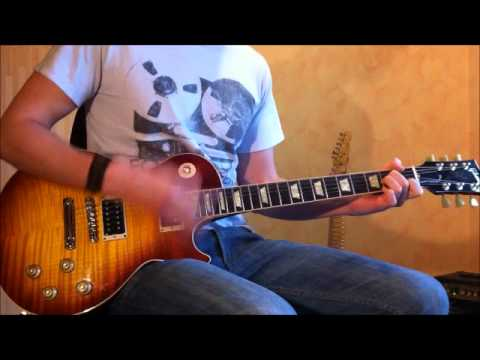 Foo Fighters - The Pretender Guitar Cover