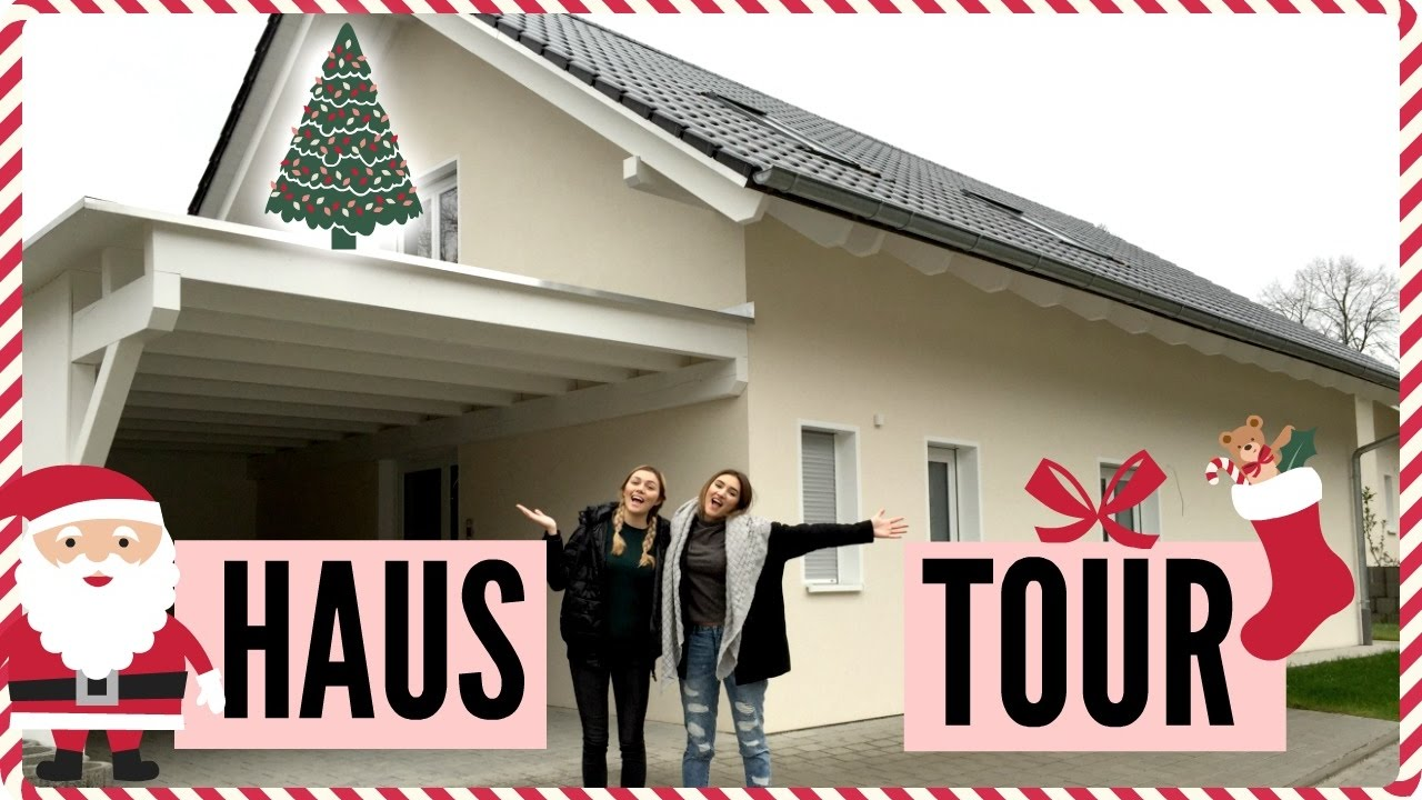 haus tour christmas edition annamaria youtube. Black Bedroom Furniture Sets. Home Design Ideas