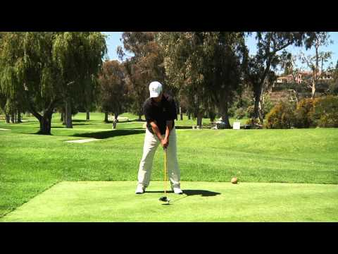 Scott Simpson Golf Swing Slow Motion